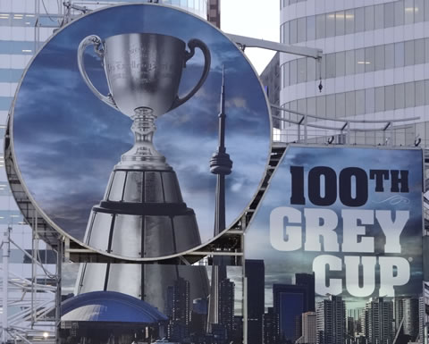 List of Grey Cup Champions
