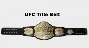 UFC Champions – List of title holders for each weight division